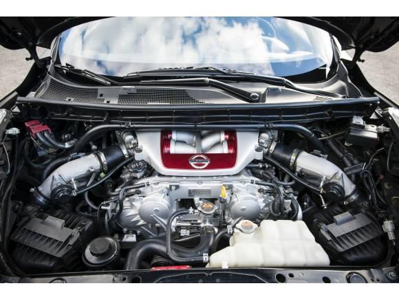 Prueba Juke-R 2.0: 600 CV de SUV extremo