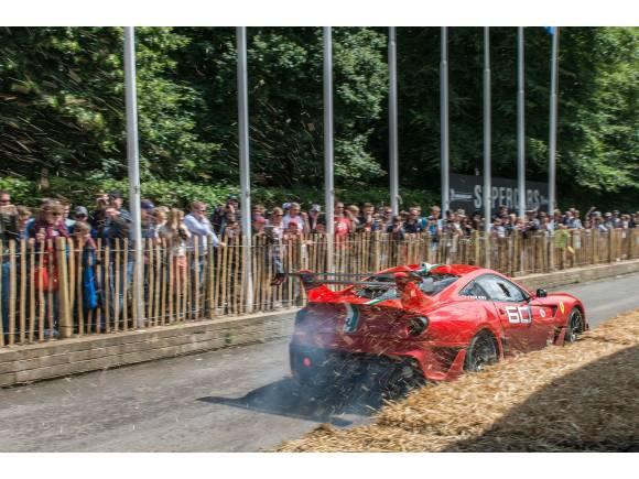 El increíble Goodwood Festival of Speed