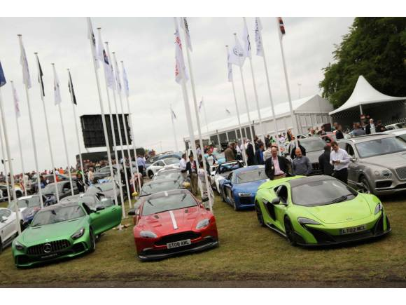 El increíble Goodwood Festival of Speed