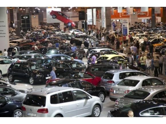 Mañana comienza el Salón del Vehículo de Ocasión de otoño 2013