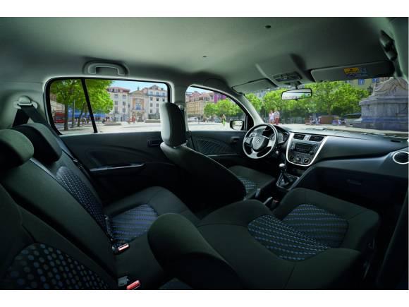 Suzuki Celerio, un coche urbano con mucho espacio interior