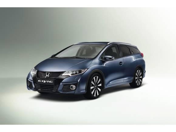 Prueba: nuevo Honda Civic 2015