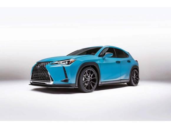 Los últimos concept de Lexus: LC Inspiration y UX 250h