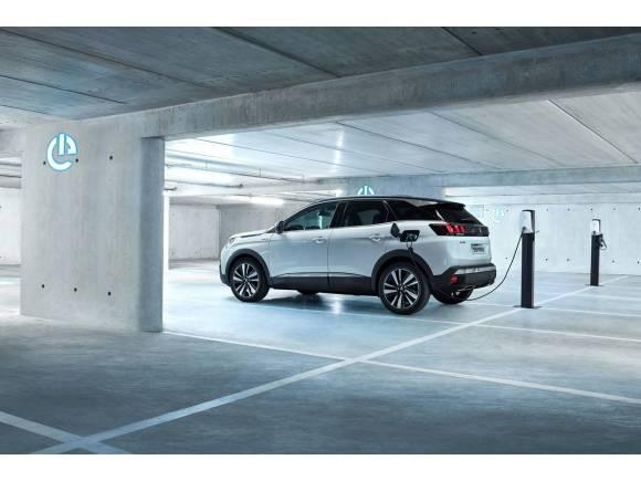 Peugeot 508 y 3008 Hybrid: ya conocemos sus precios