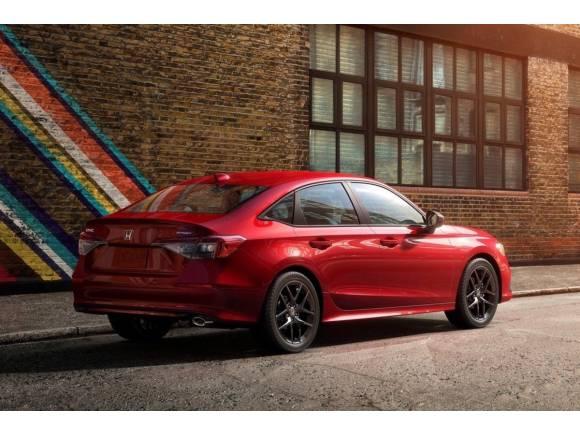 Nuevo Honda Civic Hatchback: aquí el primer adelanto de como será