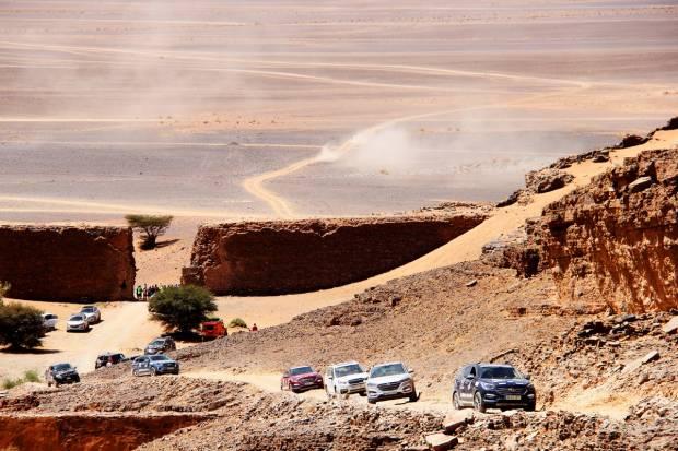 Desierto de los Niños 2017: un viaje inolvidable
