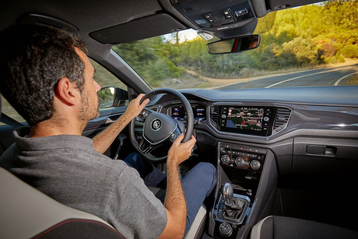 prueba nuevo volkswagen t roc claves para comprar bien On t roc spazio interno