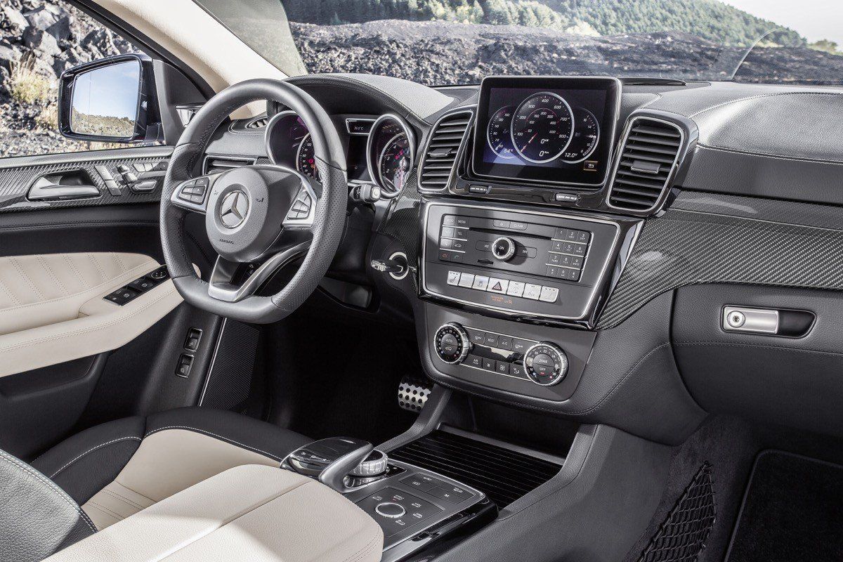 Mercedes GLE 450 Coupé
