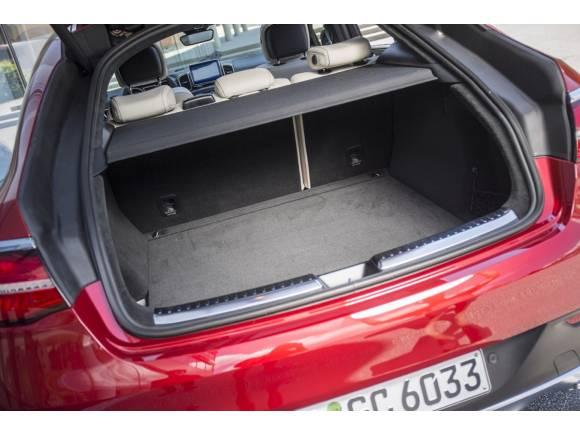 Al volante del Mercedes GLE 450 Coupé: un SUV muy deportivo