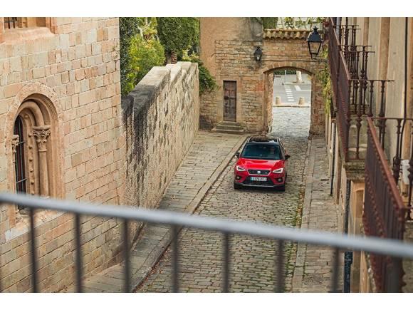 Nuevo Seat Arona TGI: el primer SUV con GNC