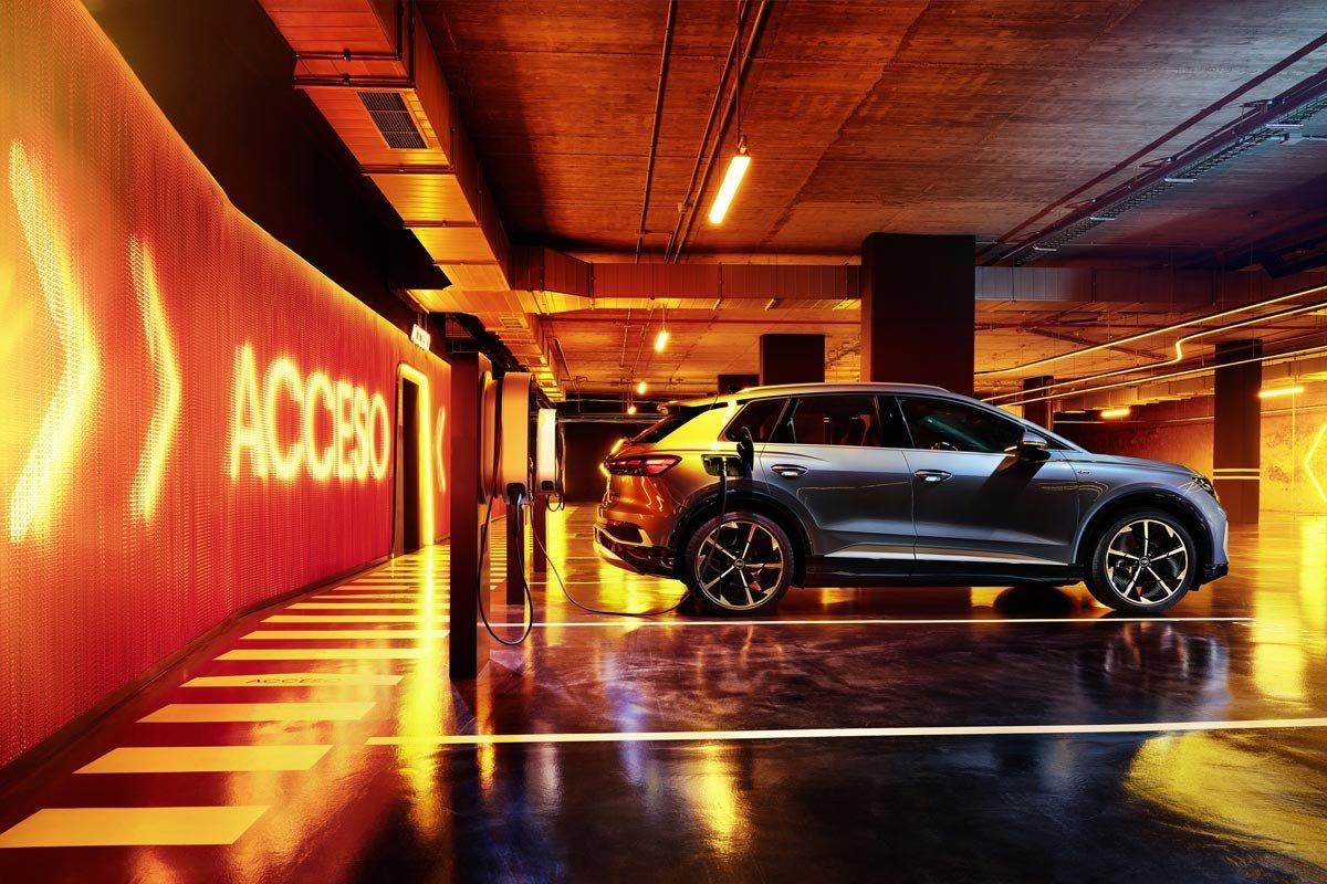 Prueba Audi Q4 e-tron