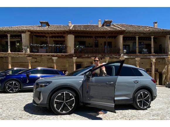 Prueba Audi Q4 e-tron: precios, datos, interior, dimensiones