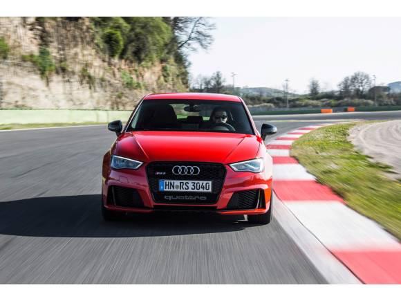 El Audi RS 3 Sportback llegará a finales de abril