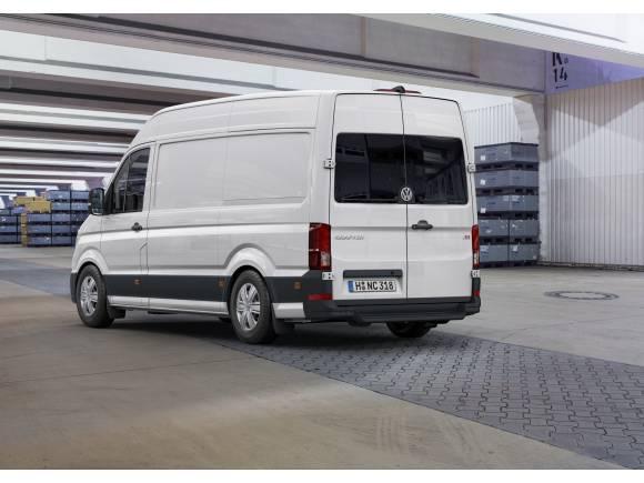 Nuevo Volkswagen Crafter: un comercial para todos los gustos
