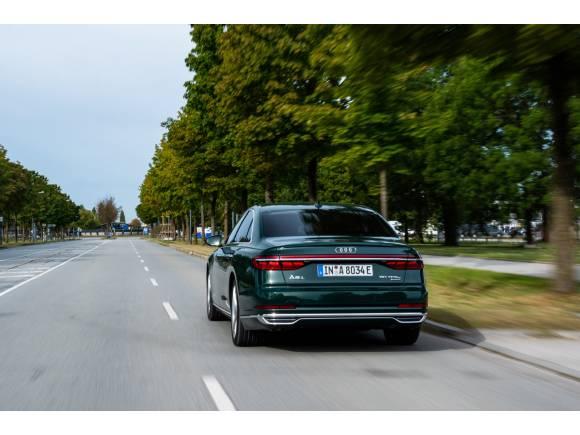Ya a la venta el nuevo Audi A8 híbrido: todos sus datos y precio