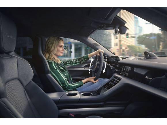 Porsche Taycan: llega su primera actualización en octubre