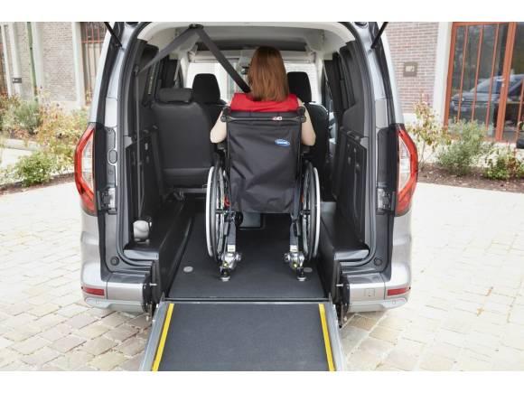 Renault lanza la Kangoo TPMR para el transporte de personas con movilidad reducida