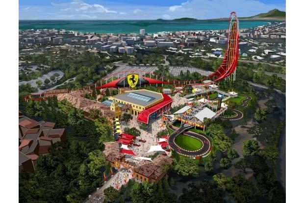 Ferrari Land, nuevo parque temático en complejo Port Aventura