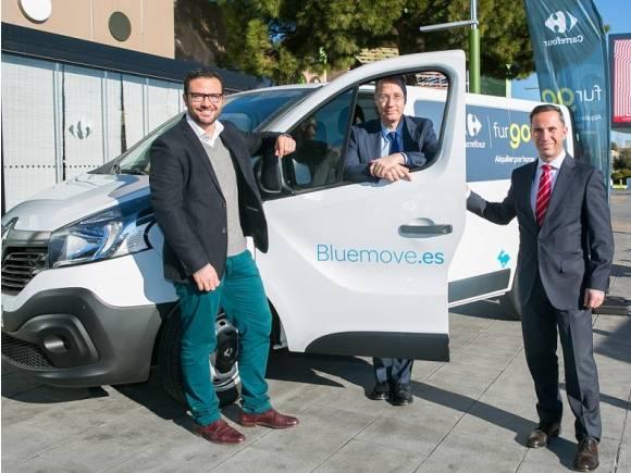 FurGo: el nuevo servicio de alquiler de furgonetas por horas en Madrid