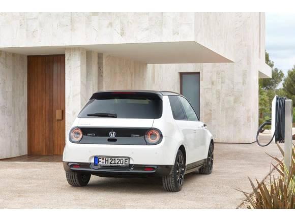 Prueba Honda e: Precios, opinión y todos los datos del coche eléctrico de Honda
