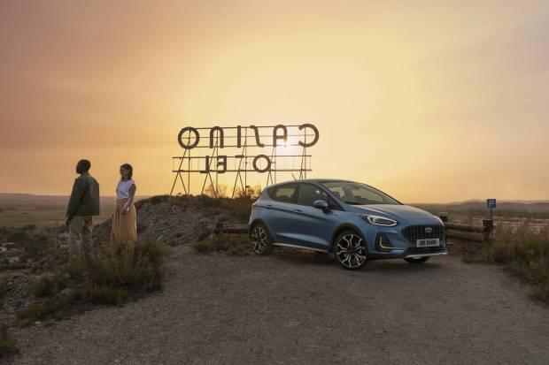 Nuevo Ford Fiesta: nuevo frontal y apuesta por los motores de gasolina