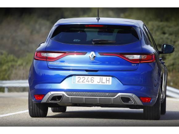 Prueba nuevo Renault Mégane 2016, conducción y opinión