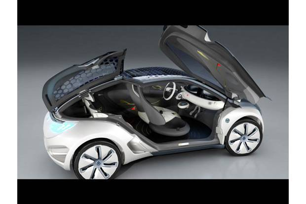 Renault Zoe: Cuidado externo e interno