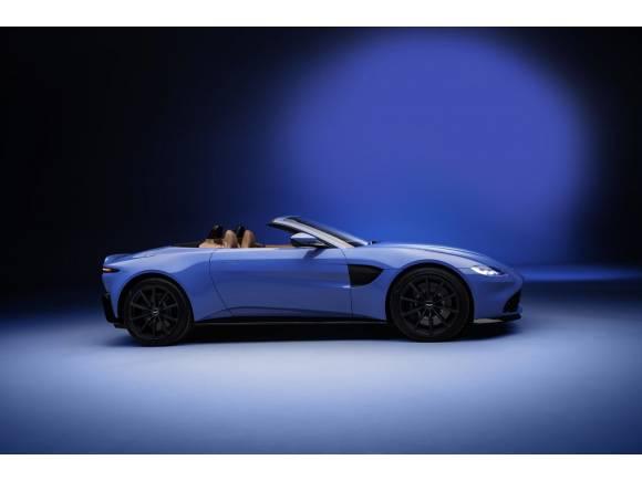 Aston Martin Vantage Roadster: llega la versión sin techo