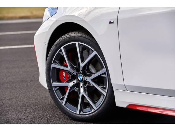 Nuevo BMW Serie 1 128ti: deportividad y ligereza