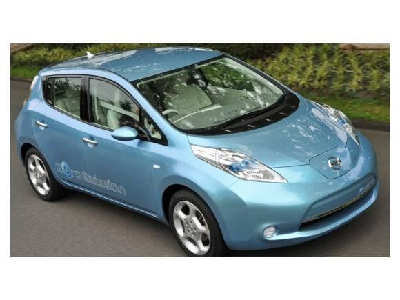 Precios Nissan Leaf en Europa
