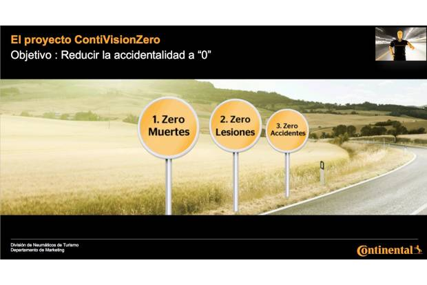 Proyecto ContiVisionZero: objetivo cero accidentes