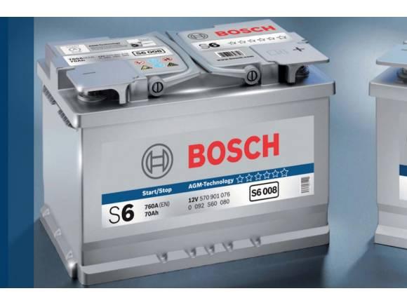 Claves de la batería en coches con Start Stop, AGM y EFB