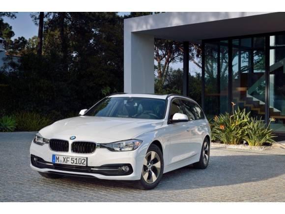 Precios para el BMW Serie 3 Berlina y Touring: desde 32.600 euros