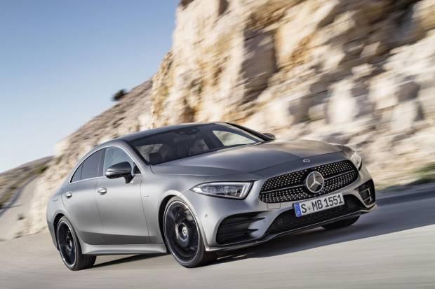 Ya a la venta el Mercedes CLS desde 77.400 euros