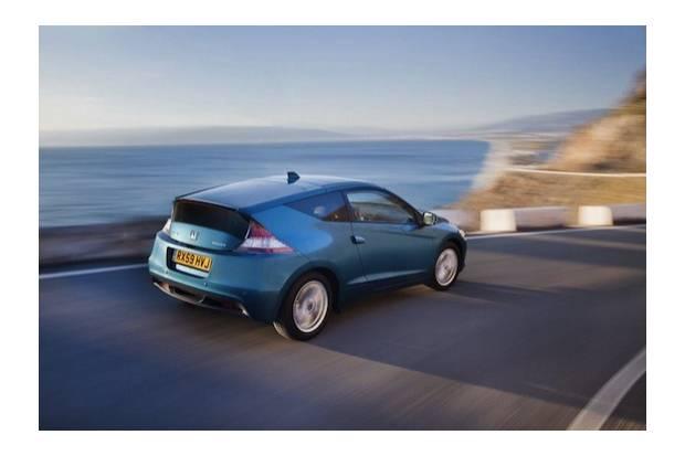 Honda CR-Z ¿Cómo funciona?