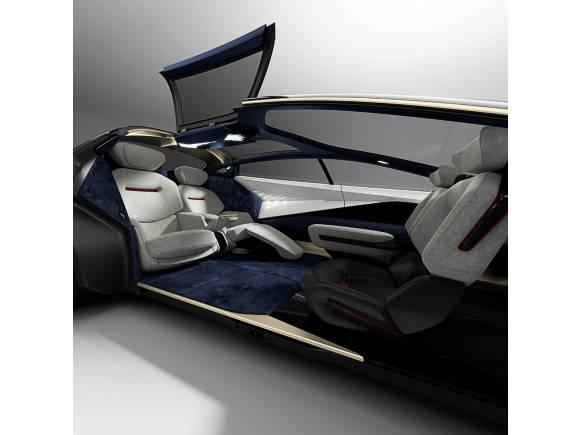 Aston Martin Lagonda Vision Concept, el lujo sin emisiones