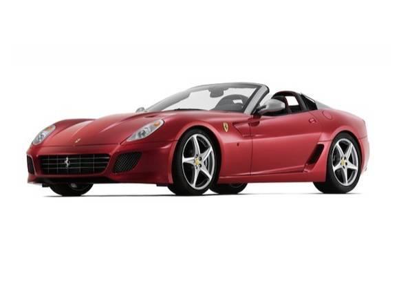 Ferrari Sa Aperta, nuevo descapotable limitado a 80 unidades