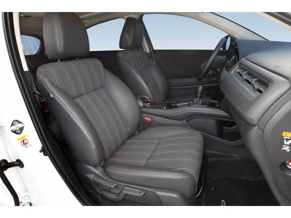 Prueba de gama: qué Honda HR-V comprar