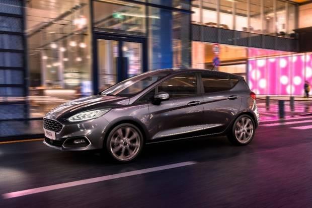 El Ford Fiesta se electrifica: tecnología mild-hybrid