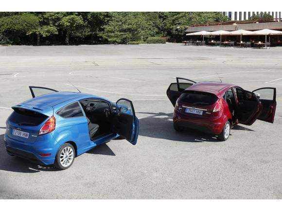 ¿Qué elegir Fiesta EcoBoost o Fiesta diésel?