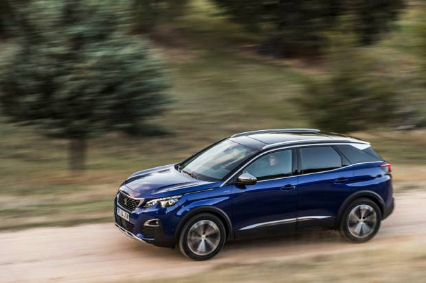 Gama SUV de Peugeot: 3008, el dinámico