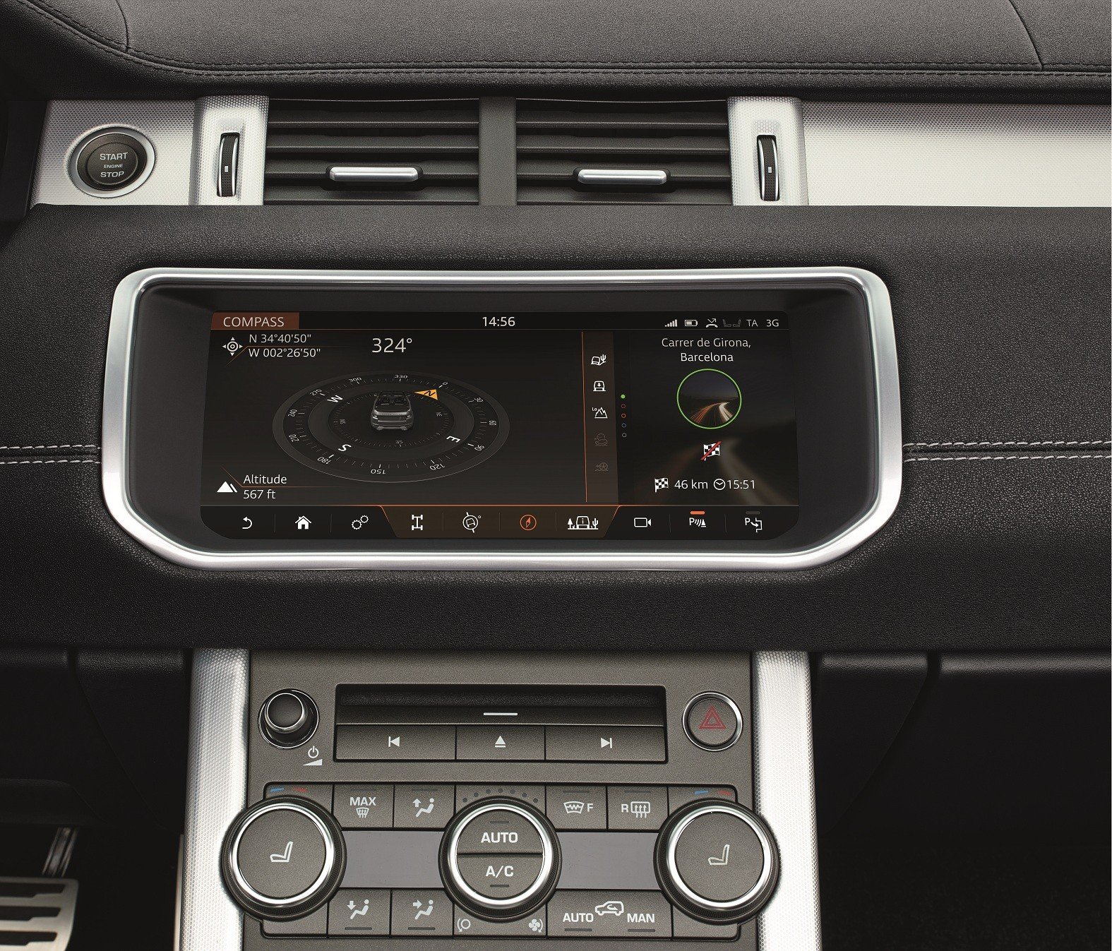 Nuevo Range Rover Convertible Fotos Ficha T 233 Cnica
