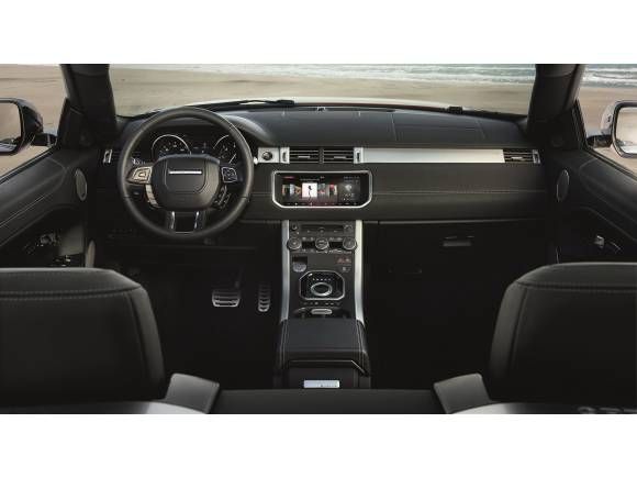 Nuevo Range Rover Convertible: fotos, ficha técnica, equipamiento, gama y precio