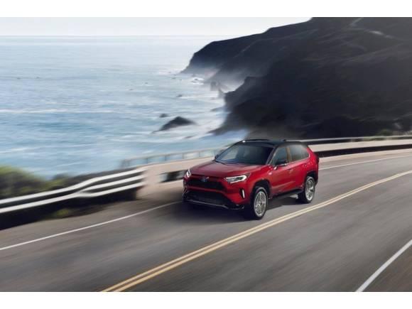 Toyota suspende los pedidos del nuevo RAV4 Prime híbrido enchufable