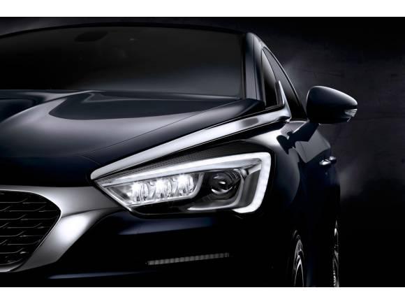 Nuevo DS 5, el primer coche de una nueva marca