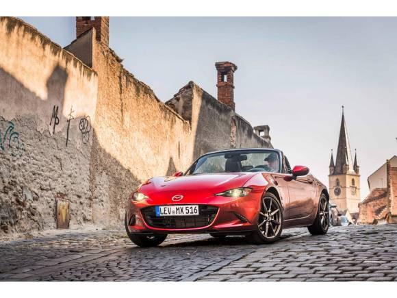 Probamos el nuevo Mazda MX-5 2019 en la carretera más divertida del Mundo