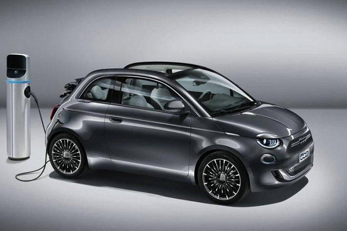Fiat 500e Ñ-Edition
