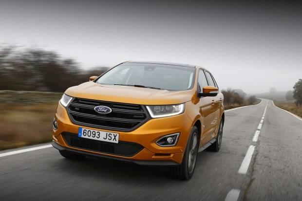 Prueba Ford Edge 2.0 TDCi Biturbo: un SUV alternativa a los premium