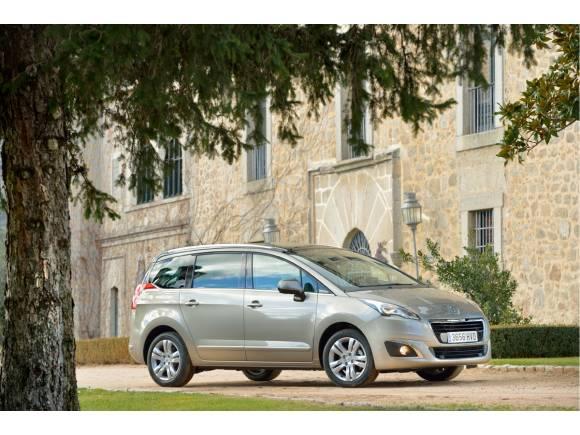 Prueba Peugeot 5008, a por el liderato de los monovolúmenes de 7 plazas