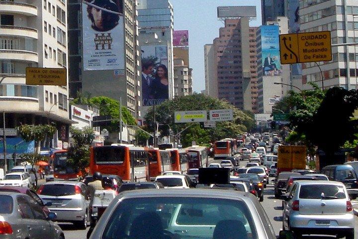 Atasco Sao Paulo